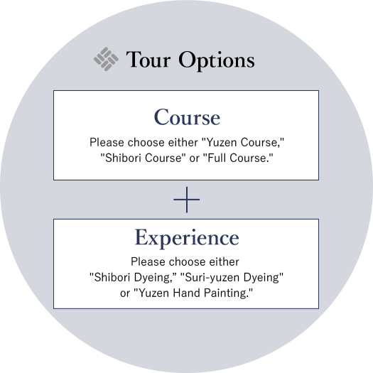 Tour Options Course+Experience